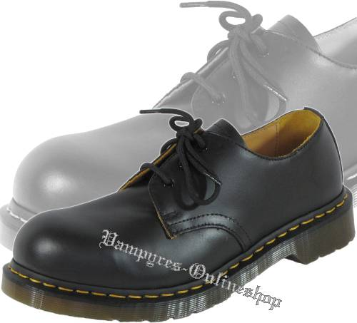 dr martens 3 loch bfh 1925 schwarz docs schuhe boots mit stahlkappe vampyres onlineshop. Black Bedroom Furniture Sets. Home Design Ideas